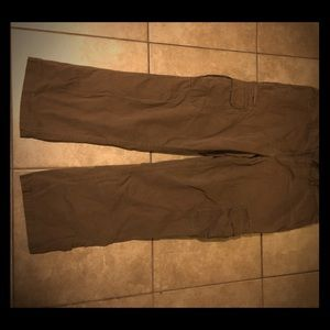 Mens Roundetree York Cargo pants